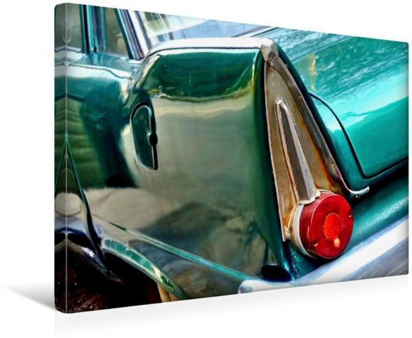 Wandbild Heckleuchte des US-Oldtimers Dodge Kingsway
