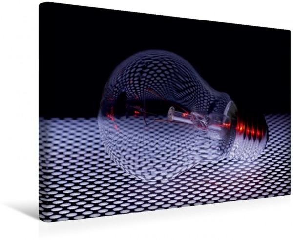 Wandbild TABLE TOP Glühbirne Glühbirne
