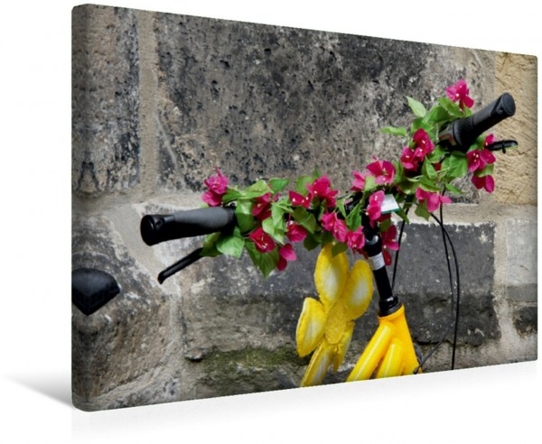 Wandbild Artfully desigend Fahrräder Kunst am Rad Kunst am Rad