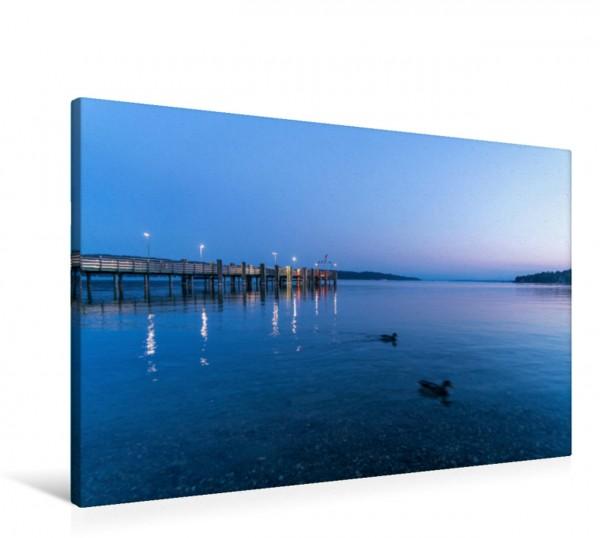 Wandbild Starnberger See