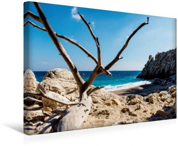 Wandbild Strand von Katodio