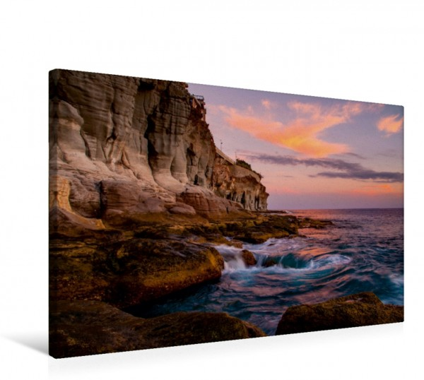 Wandbild Westküste Gran Canaria