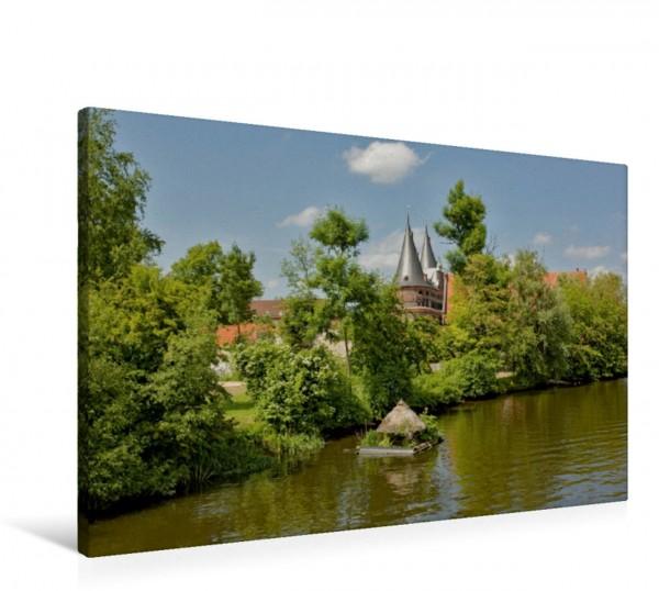 Wandbild Holstentor Lübeck Lübeck