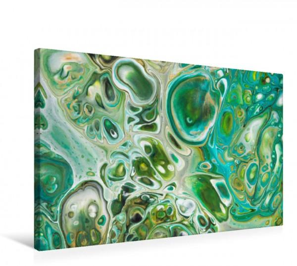 Wandbild Dschungelbuch, Acrylic Pouring, Abstrakte Malerei von Carola Vahldiek Ein farbenfrohes inspiriendes Kunstwerk Ein farbenfrohes inspiriendes Kunstwerk