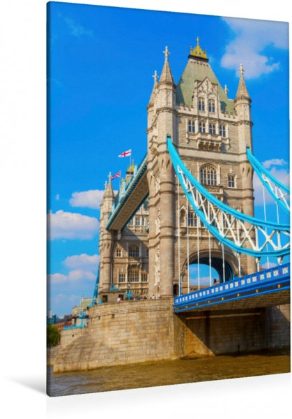 Wandbild London ist eine Reise wert Tower Bridge in London Tower Bridge in London