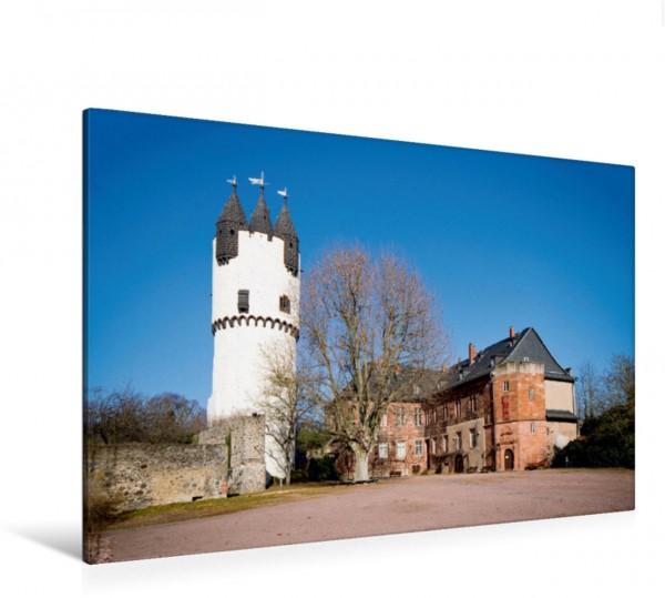 Wandbild Schloss Steinheim, Hanau
