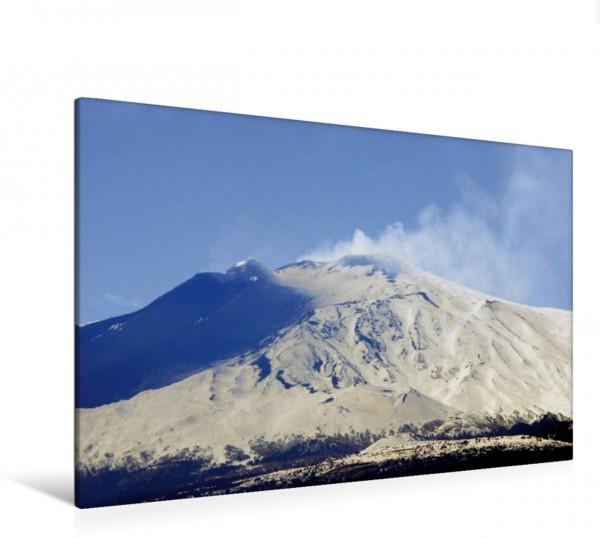 Wandbild Sizilien Ätna Vulkan Ätna Vulkan
