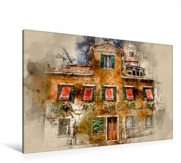 Wandbild Venedig Venedig ganz intim von Peter Roder Venedig ganz intim von Peter Roder