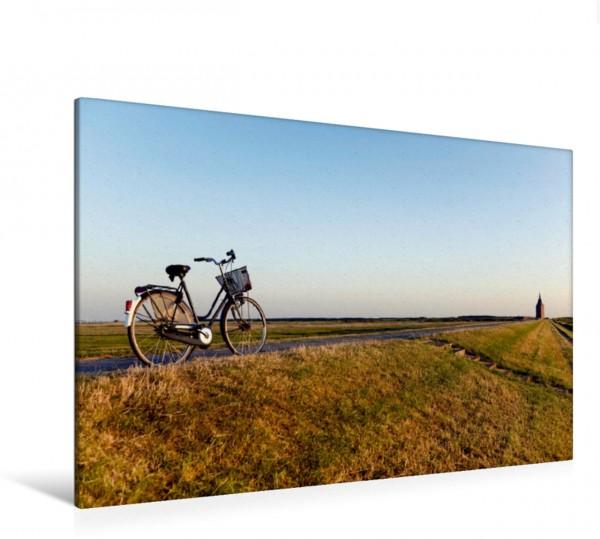 Wandbild Wangerooge – Eine Perle in der Nordsee.