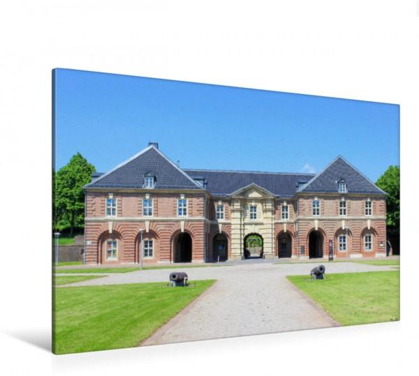 Wandbild Zitadelle Wesel
