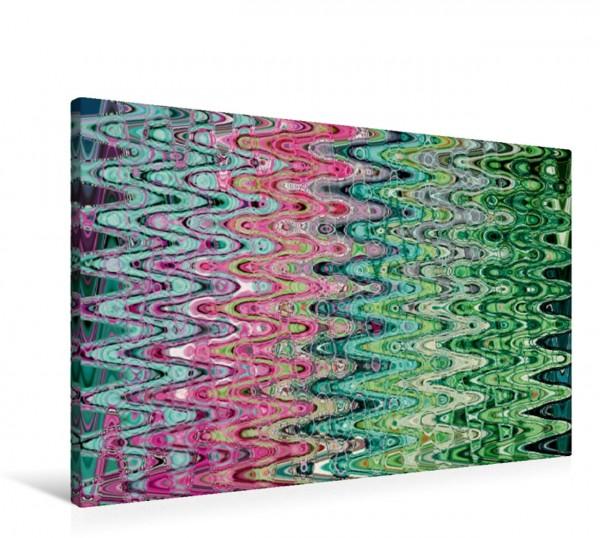 Wandbild Farbenfrohe Seilschaften