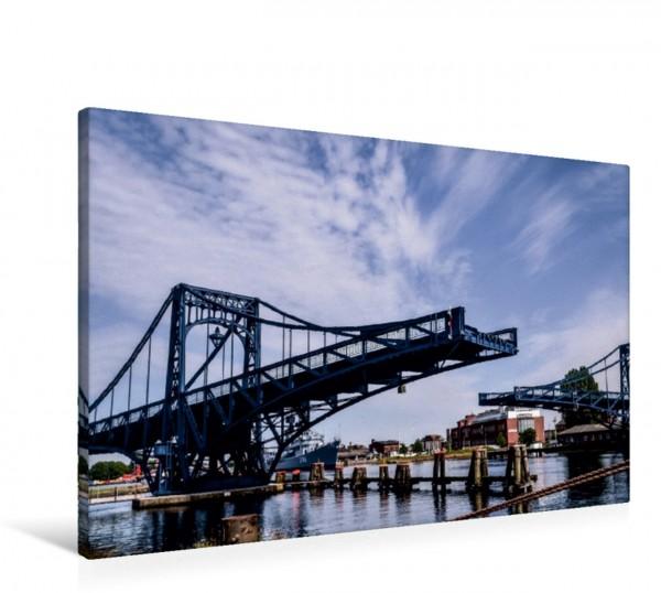 Wandbild Kaiser-Wilhelm-Brücke Wilhelmshaven