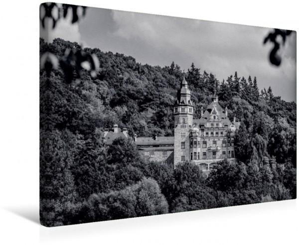 Wandbild Schloss Wolfsbrunnen