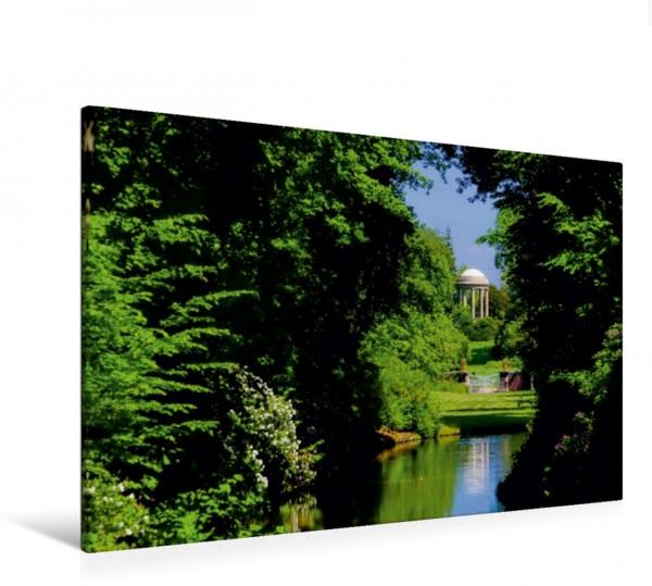Wandbild Venustempel Spaziergang durch den Wörlitzer Park Spaziergang durch den Wörlitzer Park