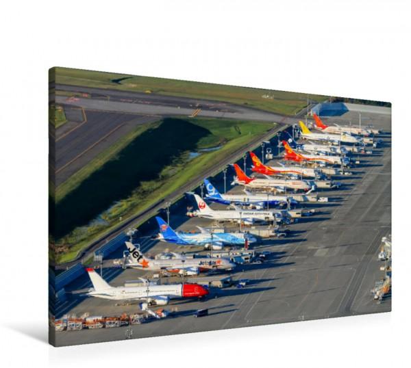 Wandbild Various  Boeing 787  Everett