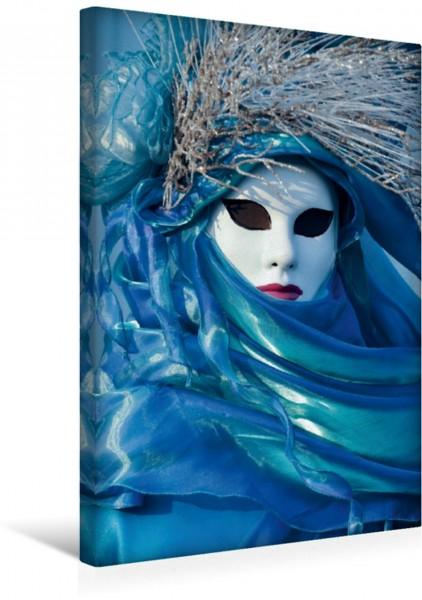 Wandbild Masken, Masken