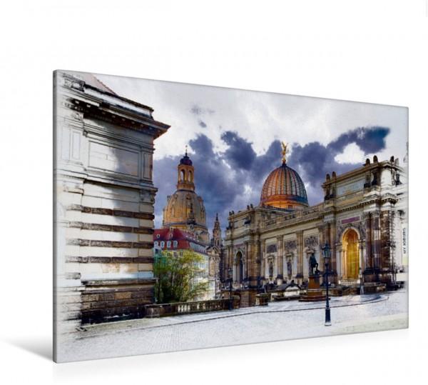 Wandbild Kunstakademie Dresden