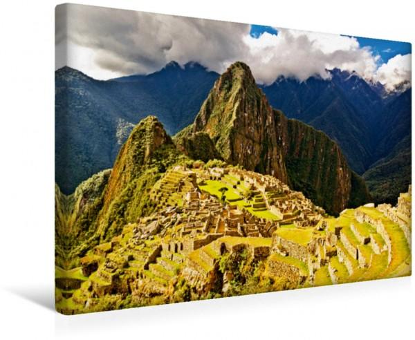 Wandbild Macchu Picchu