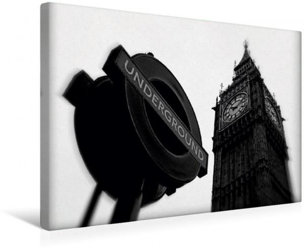 Wandbild Elizabeth Tower