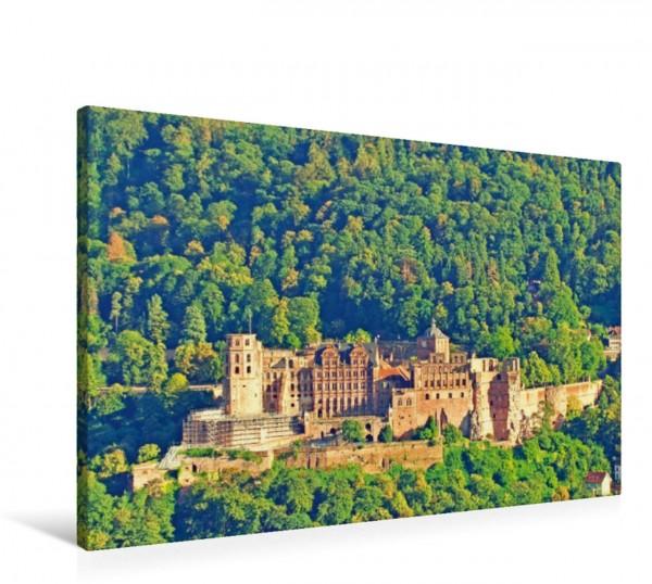 Wandbild Schloss Heidelberg Heidelberger Schloss-Variationen Heidelberger Schloss-Variationen