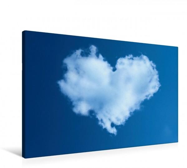Wandbild Herz aus Wolken Emotionale Herzensdinge Emotionale Herzensdinge