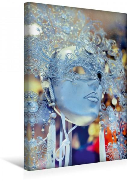 Wandbild Eine romantische Karnevalsmaske aus Venedig