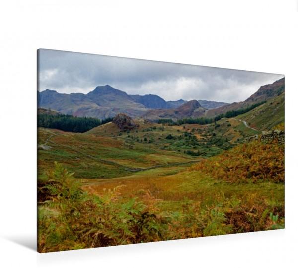 Wandbild Lake District Herbstliche Landschaften Herbstliche Landschaften