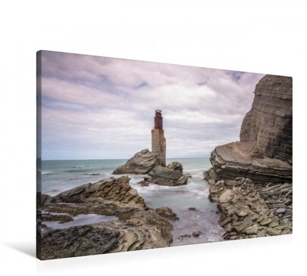 Wandbild Tuahine Lighthouse