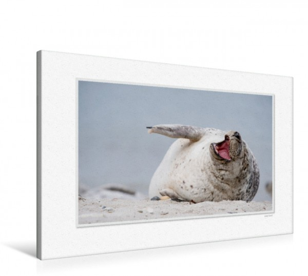 Wandbild Emotional Moments: Heligoland - Insel in der Nordsee. UK-Version