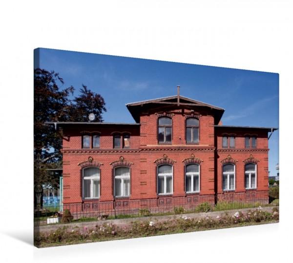 Wandbild Teetzsche Villa Barth Barth