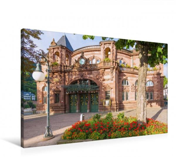 Wandbild Heidelberger Kongresshaus Stadthalle Neorenaissance und Jugendstil Neorenaissance und Jugendstil