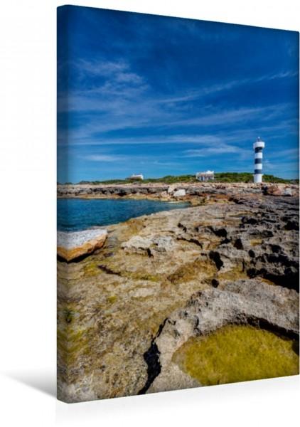 Wandbild Mallorca Faro S´Estanyol de Migjorn