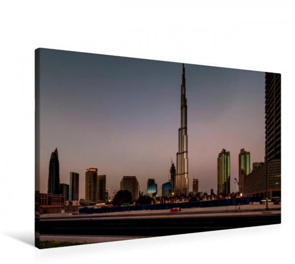 Wandbild Burj Khalifa Skyline