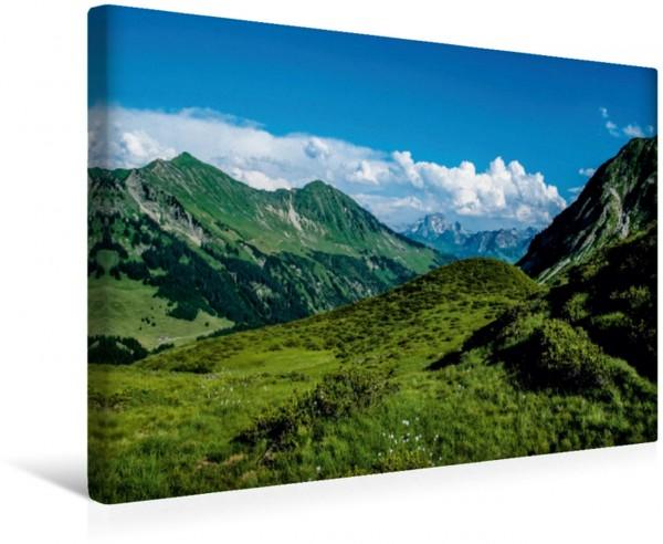 Wandbild Alpen Am Furkapass Leinwandbild