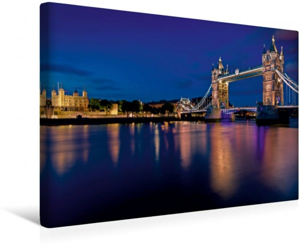 Wandbild London Tower Bridge England Leinwandbild