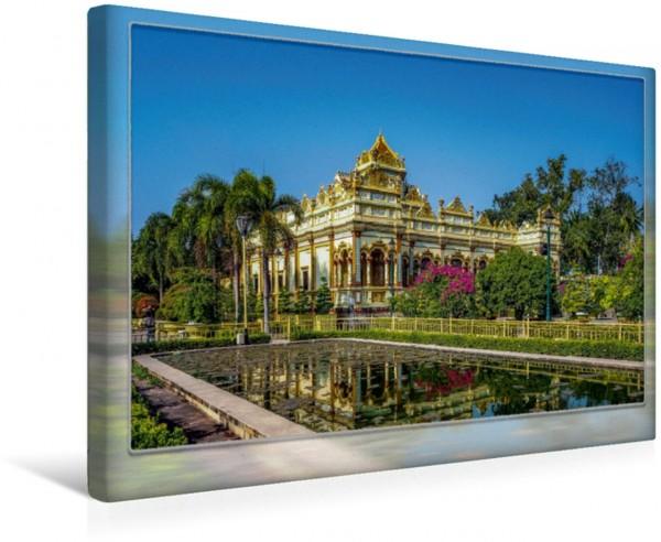 Wandbild Vietnam, Chua Vinh Trang