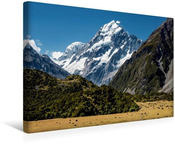 Wandbild Aoraki Mt.Cook