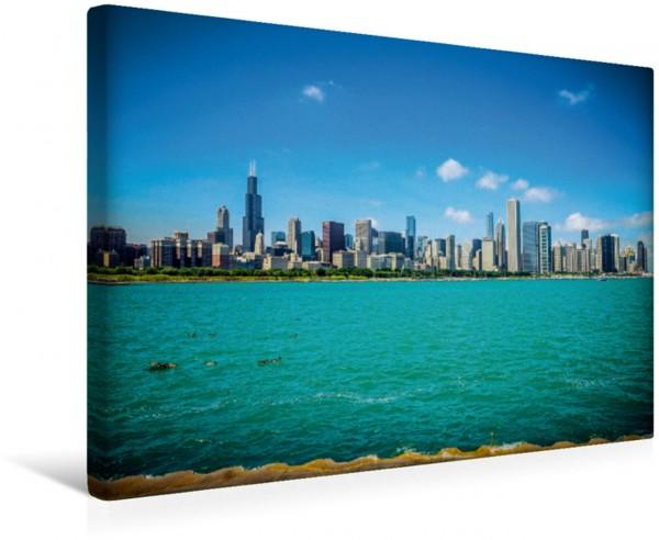 Wandbild Chicago Impressionen