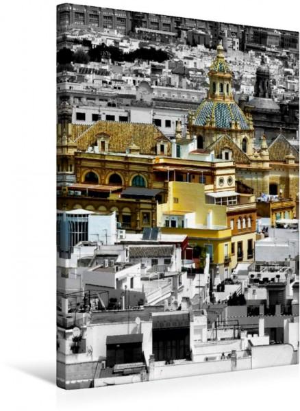Wandbild Andalusische Impressionen