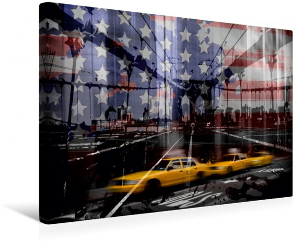 Wandbild NEW YORK CITY Collage Moderne und dekorative Komposition Moderne und dekorative Komposition