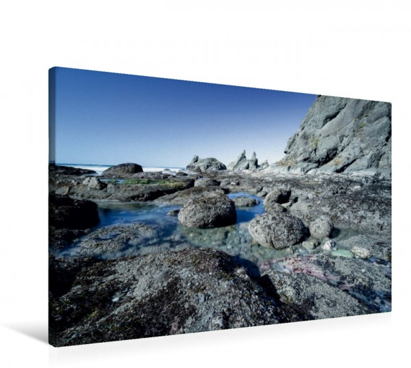 Wandbild Shi Shi Beach