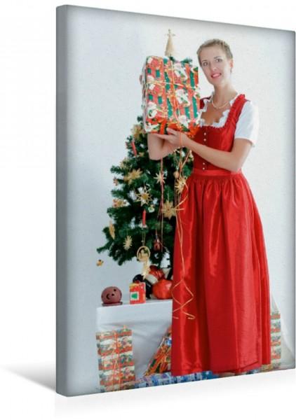 Wandbild Weihnachtszeit