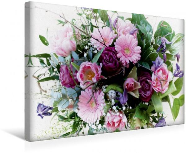 Wandbild Bunter Blumenstrauß Bunter Blumenstrauß Bunter Blumenstrauß