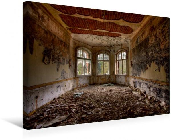 Wandbild Leere Lost Places Lost Places