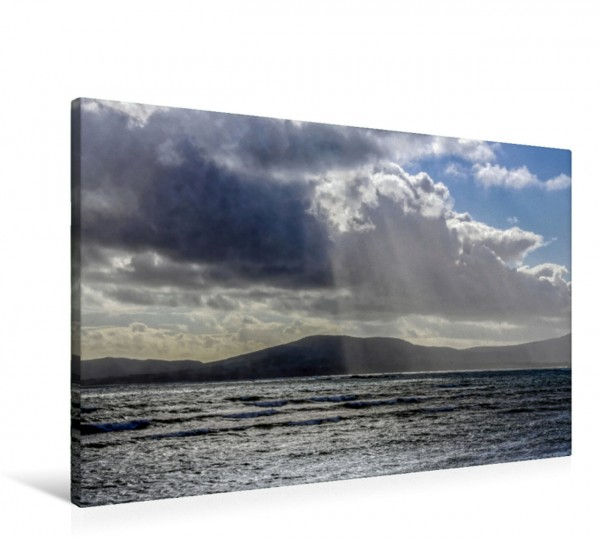 Wandbild Irisches Wetter Irlands Südwesten Irlands Südwesten