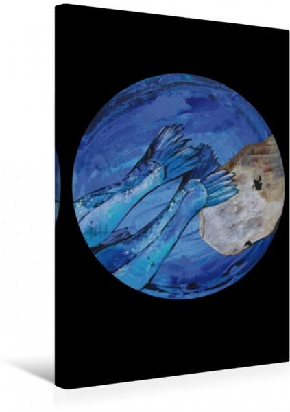 Wandbild Sternzeichen Fische Sternzeichen - Charakter - Planeten - Edelsteine Sternzeichen - Charakter - Planeten - Edelsteine