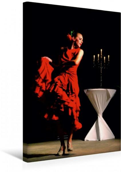 Wandbild La Luz Flamenco