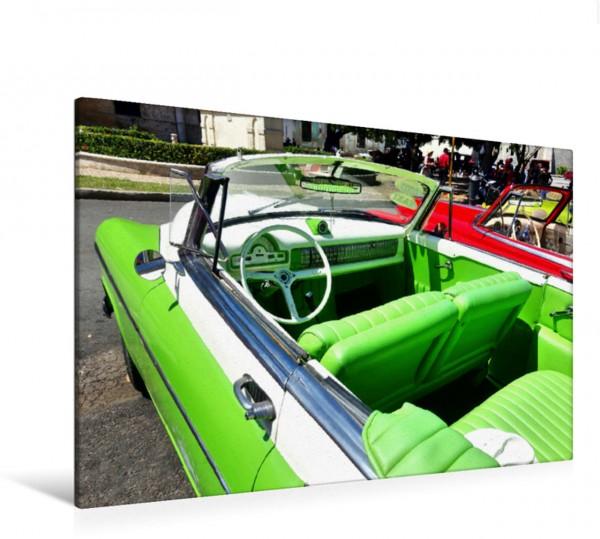 Wandbild Oldsmobile Convertible Coupé in Havanna