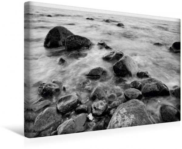 Wandbild Strand bei Kap Arkona