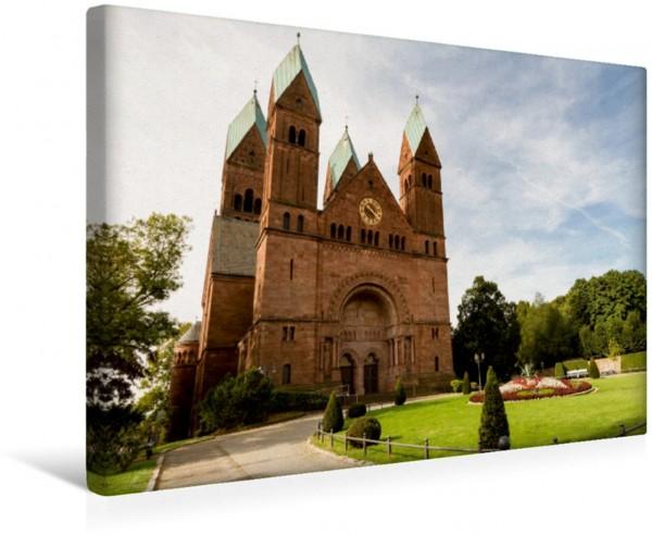 Wandbild Erlöserkirche